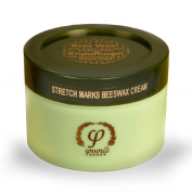Pure and Natural Beeswax Cream for Stretch Marks (125ml / 4.3 fl oz).