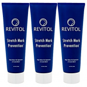 Revitol Stretch Mark Cream-Stretch Mark Removal and Prevention Cream- 3 Tubes