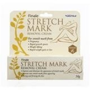 Finale Stretch Mark Removal Cream Body 50g By Zixzax