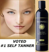 Tan Physics Combo Pack - One Ultra-Hydrating Tan Extender and One Pre-Tan Exfoliator