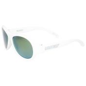 Babiators Polarised Kids Sunglasses , Wicked White, Classic 3-7 yrs 1 ea