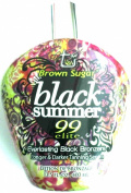Brown Sugar Black Summer 99 Tanning Lotion Bronzer Indoor / Sun Tan By Tan Inc