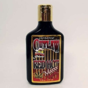 NEW Outlaw RED HOT 6xxx Tanning Lotion By Hoss Sauce