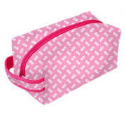 Phi Mu Neoprene Zipper Bag