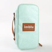 Imblu Multi-functional Men's Women's Waterproof (Tyvek) Travel Accessories Toiletry Bag,Cosmetic Makeup Organiser Storage Hand Bag Pouch
