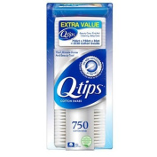 Q-tips Cotton Swabs (750 ct., 2 pk.) + 30 ct. Travel Pack