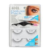 Ardell Eye Lash 110 Black Deluxe Pack **BCS_BZ**