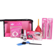 XX Shop Salon Grade Eyelash Extensions Starter Set