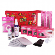 XX Shop Eyelash Extension Kit with bag