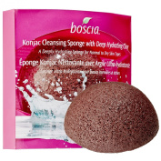 boscia Konjac Cleansing Sponge With Deep Hydrating Clay