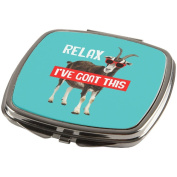 Relax I've Goat Got This Compact
