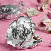 200 Realistic Rose Design Mirror Compacts