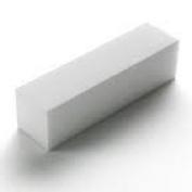 Boolavard TM The Cuticle Pusher - 2012057 + The White Sanding Block 100/100 4 Sided - 2006701