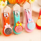 nail scissors Cartoon nail clippers manicure nail care tools Woman beauty OFFICE-097