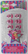 Strawberry Shortcake Press on Nails with Nail File Toys for Girls