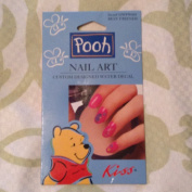 Winnie the Pooh Nail Art Custom Designed Water Decal- Best Friends