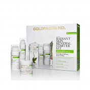 Radiant Renewal Starter Kit by Goldfaden MD