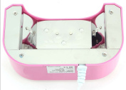 XX Shop Generic Nail 12W LED Light Therapy Machine Colour Pink