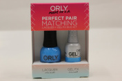 Orly Perfect Pair Matching Lacquer and Gel Duo Kit, Skinny Dip