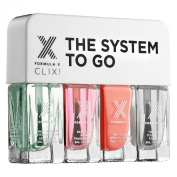 Formula X The System To Go Alive - Peach Pink