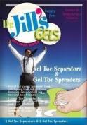 Dr. Jill's Gel Toe Separators & Spreaders by Dr. Jill's Foot Pads