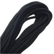 Paracord 95, Nylon Parachute Cord 1.85mm Thick, 7.6m, Black