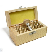 Bezel Stone Setting Burnisher Punch Set - SFC Tools - 25-159