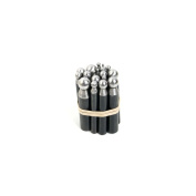 Dapping Punch Set - 18 Pieces - SFC Tools - 25-593