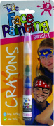 Mont Marte Kids Face Painting Crayons - Let the kids get creative - Bright