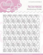 Find It Trading Romance Precious Marieke Embossing Folder