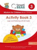 Smarti Bears Brain Fitness Activity Book 3