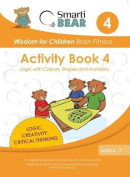 Smarti Bears Brain Fitness Activity Book 4