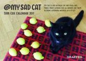 My Sad Cat 2017 Calendar