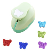 Creative Handwork Punch DIY Lacework Craft Punch Paper Punch, Butterfly Pattern