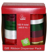 Expressive Designs Gift Ribbon - 10 Assorted Spools - 49m Total!