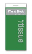 8 Sheet Colour Tissue - Green