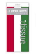 8 Sheet Tissue Pack - Solid Combo