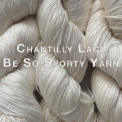 Kristin Omdahl Yarns Be So Sporty Bamboo Yarn Chantilly Lace