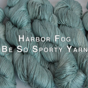 Kristin Omdahl Yarns Be So Sporty Bamboo Yarn Harbour Fog