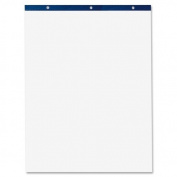 Pacon Corporation Easel Pad, Perforated, Unruled, 70cm X 90cm , 50 Sheets, White - Pacon Corporation Easel Pad, Perforated, Unruled, 70cm X 90cm , 50 Sheets, Whiteeasel Pad Contains 50 Sheets Of High-Quality, Wh