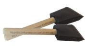7.6cm Jen Manufacturing Orginial Poly-Brush® Foam Disposable Brush 36 per box
