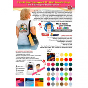 5 Yards SISER EASYWEED 38cm Heat Transfer Vinyl