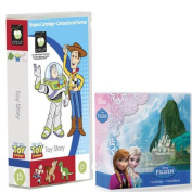 Cricut Cartridge Bundle Disney Frozen & Pixar Toy Story