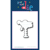 Your Next Stamp Die Holiday Martini