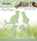 Find It Trading Cats & Dogs Amy Design Animal Medley Die