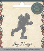Find It Trading Ice Skater Amy Design Die