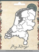 Find It Trading Netherlands Amy Design Map Die