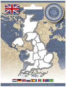 Find It Trading United Kingdom Amy Design Map Die