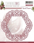 Find It Trading Swirl Frame Precious Marieke Charming Christmas Die