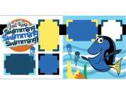 """Just Keep Swimming (Dori)"" Scrapbook Kit"